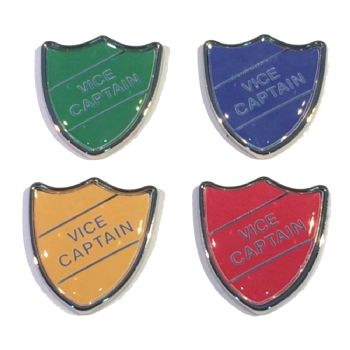 VICE CAPTAIN badge